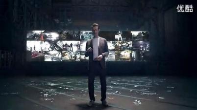 《量子破碎》宣传影像