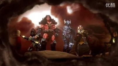经典重回 《圣铠传说》E3先行预告片