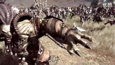 《炽焰帝国2》E3 2014预告片