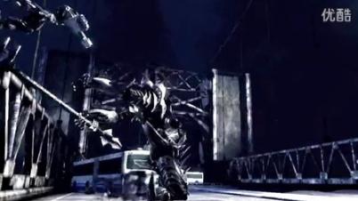 《变形金刚:暗焰崛起》钢锁预告片