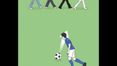 【抽风解说】历史上最诡异的世界杯任意球