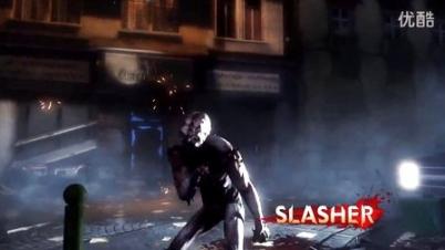 丧尸游戏《杀戮间2》新预告 怪物仰天长啸
