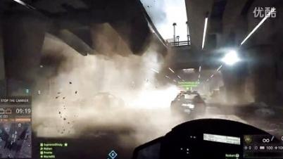 3DM游戏网_《战地:硬仗》多人预告片60FPS