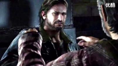 3DM游戏网_《美国末日重制版》PS4预告片