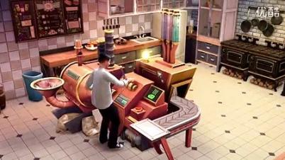 3DMGAME《模拟人生4》最新预告片公布
