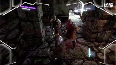 虚拟现实游戏《外星人、巨魔和龙》公布