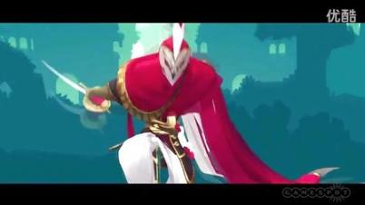 3DMGAME游戏网_《Gigantic》预告片