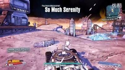 《无主之地2:前传》超长演示视频2