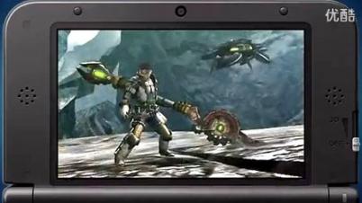 3DMGAME_《怪物猎人4》终极武器测试预告