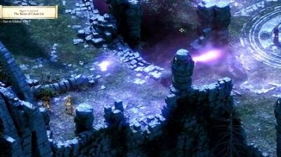 《永恒之柱》超长演示视频 浓浓《博德之门》之风