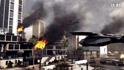 《使命召唤:高级战争》故事预告