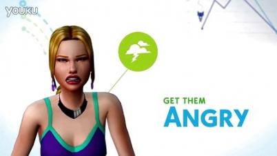 《模拟人生4》新预告 市民喜怒哀乐你来掌控