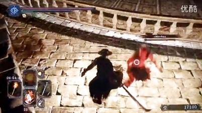 血源角色惊现《黑暗之魂2》