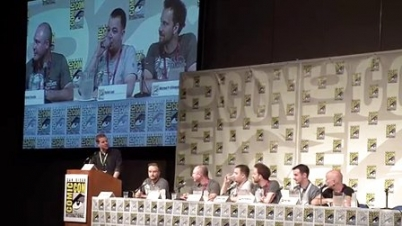 3DMGAMEComic Con 2014 The Witcher Panel