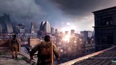 纯黑 PS4《美国末日:重制版》1-3期