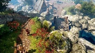 动作RPG新作《Kyn》新预告 又一个暗黑挑战者?