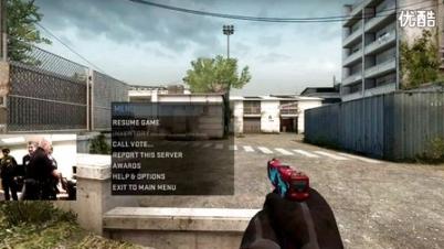 3DM游戏网_美国CSGO玩家在家玩游戏时被特警突袭