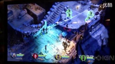 《劳拉和奥西里斯神庙》最新演示视频