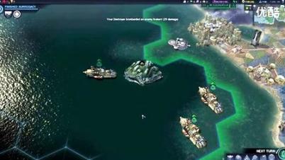 《文明:太空》官方游戏视频预告片