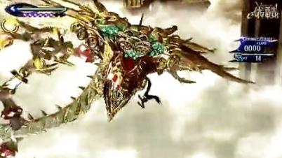 3DMGAME《猎天使魔女2》WiiU最新预告片