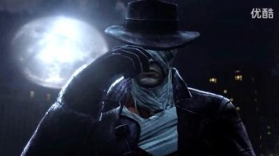 犯罪题材新游《黑暗幽灵》公布