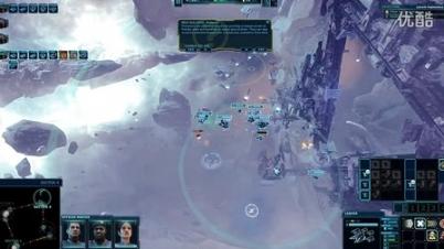 太空RTS《远古空间》9月发售 玩法与家园类似