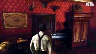 《福尔摩斯:罪与罚》PS4版预告片