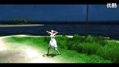 上古5天际 渣改制物理白色短裙,测试 TESV 2014-09-16