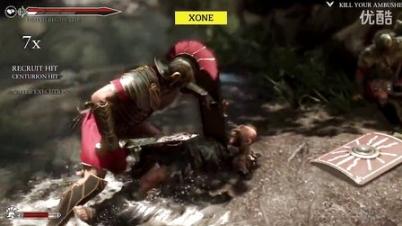 3dm游戏网_《崛起:罗马之子》对比视频