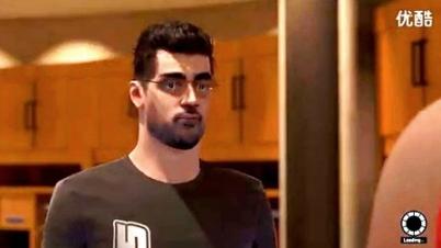 3DMGAME《NBA 2K15》生涯模式预告片