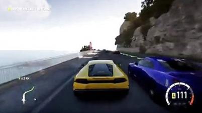 3DMGAME《极限竞速:地平线2》15分钟演示