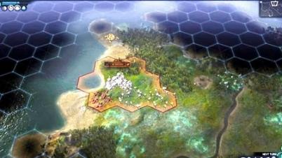 《文明:太空》首250回合游戏视频演示