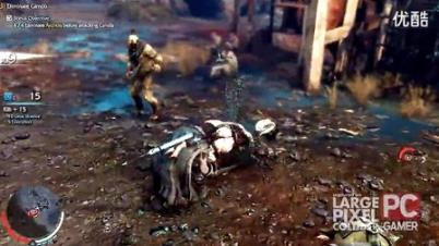 《中土世界:魔多阴影》高画质设置游戏视频演示