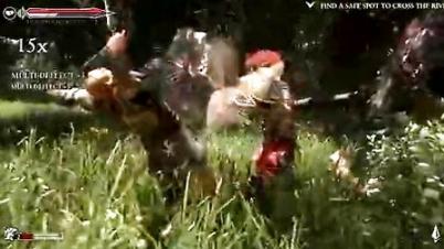 3dmgame《Ryse:罗马之子》新试玩展示1
