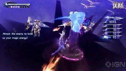 3DM游戏网_《猎天使魔女2》IGN评测视频