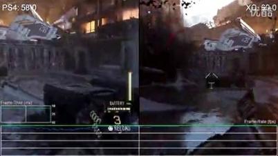 3DMGAME《使命召唤11:高级战争》性能对比演示