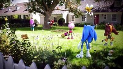 3DMGAME《索尼克BOOM:崛起之诗》电视广告片