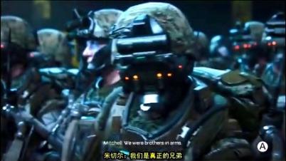 CoCo【使命召唤11:高级战争】中文剧情攻略解说 第