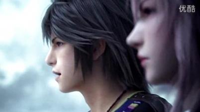 《最终幻想13-2》Steam预告片