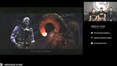 3DM游戏网_《真人快打X》超长游戏演示视频