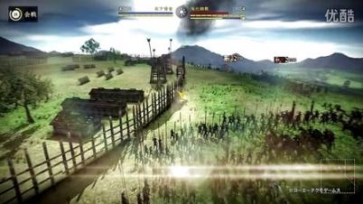 《信长之野望14:创造V+》会战篇视频 岛国战气势