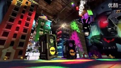3DM游戏网_《乐高蝙蝠侠3:飞跃哥谭市》季卡预告片