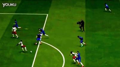 3DM游戏网_《FIFA 15》bug视频