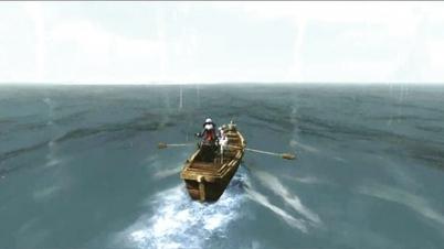 【小墓丨裂舞】脑洞太大的结果!上古世纪海上探险