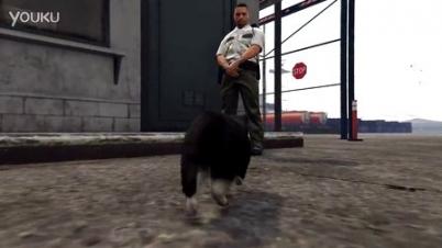 3DMGAME《侠盗猎车5》化身猫咪漫步游戏