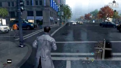 3DM Game-《侠盗猎车5》vs《看门狗》次世代画质大比拼