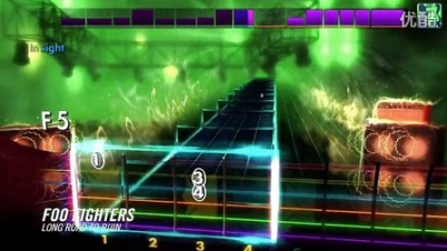 《Rocksmith 2014 Edition》预告片 -