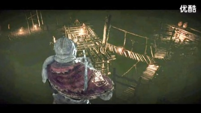 3DM游戏网 《黑暗之魂2:原罪学者》次世代预告
