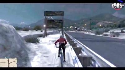 侠盗猎车5的神奇自行车特技第二季