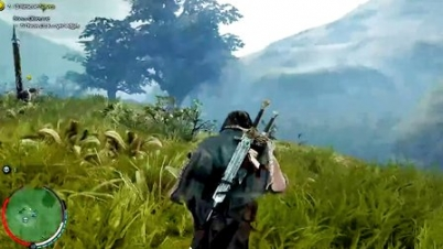 《中土世界:魔多阴影》实际游戏视频